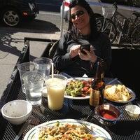 Photo taken at Blockheads Burritos by Christian on 4/6/2013