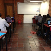 Photo taken at Facultad de Administracion UDA by David A. on 1/21/2013