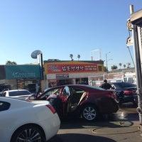 Photo taken at Sun Hand Car Wash by Suzie C. on 2/12/2013