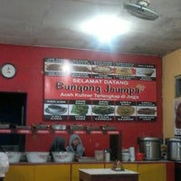 Photo taken at RM Aceh Bungong Jeumpa by Slamet S. on 5/6/2013