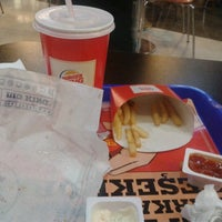 Photo taken at Burger King by Umut D. on 12/4/2012