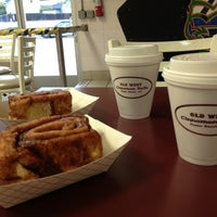 Photo taken at Old West Cinnamon Rolls by Valeria S. on 2/16/2013