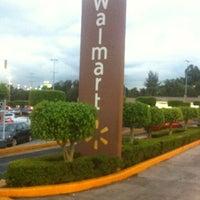 Photo taken at Walmart by Fabians G. on 11/15/2012