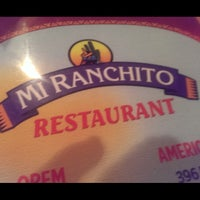 Photo taken at Mi Ranchito by Jose on 3/4/2014