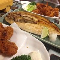 Photo taken at 上野屋 by Ann L. on 10/24/2012