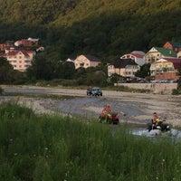 Photo taken at Квадроциклы в Небуге by Fedor F. on 8/7/2014