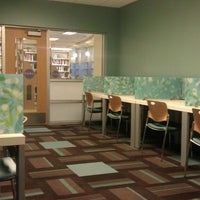 Photo taken at North Natomas Library by Leo on 3/6/2013