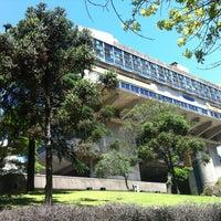 Photo taken at Biblioteca Nacional by Lau M. on 12/2/2012