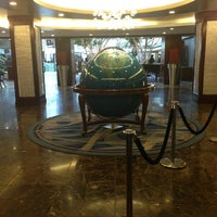 Photo taken at Hyatt Regency Buffalo / Hotel and Conference Center by Belinda H. on 3/1/2013