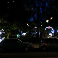Photo taken at Parque Las Palmas by Camilo C. on 12/21/2012
