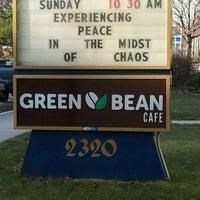 Photo taken at Green Bean Café by Ryan W. on 11/14/2012