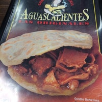 Photo taken at Aguascalientes Restaurant by Princessgee A. on 11/20/2013