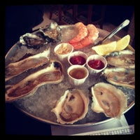 Photo taken at Thames Street Oyster House by Tiffany H. on 12/15/2012