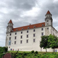 Photo taken at Bratislava Castle by Dmitry M. on 6/1/2013