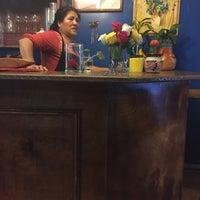 Photo taken at Cafe Ollin by Geraldine V. on 10/4/2016