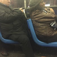 Photo taken at MTA Bus - 7 Av & W 57 St (M31/M57/X12/X14/X30/X42) by Geraldine V. on 4/15/2016