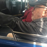 Photo taken at MTA Bus - M104 - Broadway @ 101st by Geraldine V. on 5/24/2016