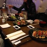 Photo taken at Octopus Japanese Restaurant by Rebekah Younmo K. on 4/23/2013
