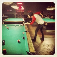 Photo taken at Garage Billiards by Riley E. on 5/1/2013