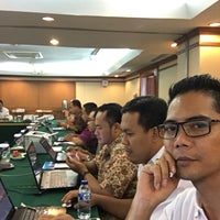 Photo taken at Inna Grand Bali Beach Hotel by Goes B. on 10/8/2016