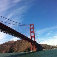 Photo taken at Golden Gate Bridge by Antonio P. on 8/24/2013