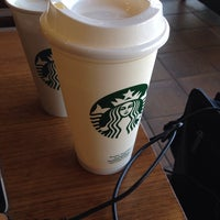 Photo taken at Starbucks by trevor b. on 4/15/2015