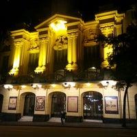 Photo taken at Teatro Renault by Renato A. on 6/6/2013
