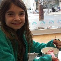 Photo taken at Just Chill Frozen Yogurt by Greg P. on 4/3/2014