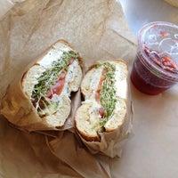 Photo taken at Oralia's Cafe by Christina J. on 5/24/2013