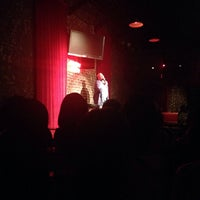Photo taken at Comedy Union by Truth D. on 8/23/2014