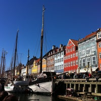 Photo taken at Canal Tours Copenhagen by Mary on 5/3/2013