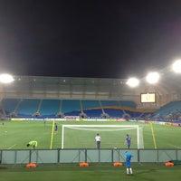 Photo taken at Cbus Super Stadium by Adam P. on 3/18/2015