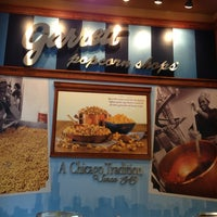 Photo taken at Garrett Popcorn Shops by Colin K. on 7/27/2013