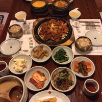 Photo taken at 토담골 by Alex S. on 12/12/2015