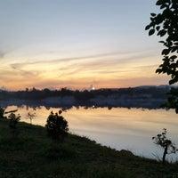 Photo taken at Tambang Kaolin, Belitung by Oyi K. on 5/31/2014