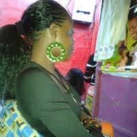 Photo taken at Kenyatta market by Rita B. on 6/9/2013