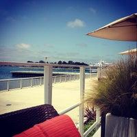 Photo taken at Hilton San Diego Bayfront by Pauline N. on 5/15/2013