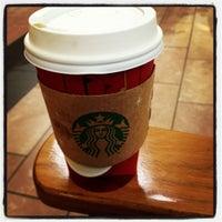 Photo taken at Starbucks by Rachel on 11/20/2012