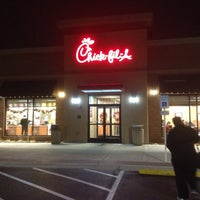 Photo taken at Chick-fil-A by Chosen Talent A. on 12/2/2012