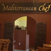 Photo taken at Mediterranean Chef by Myrna S. on 5/26/2014