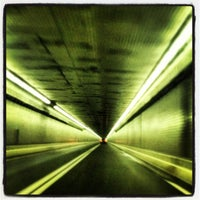 Photo taken at Lehigh Tunnel by Jessica A. on 1/12/2013