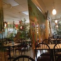 Photo taken at Bambu Vietnamese Restaurant by Kerry V. on 5/5/2013