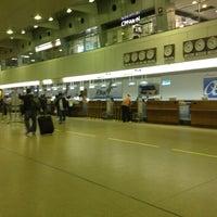 Photo taken at Viru Viru International Airport (VVI) by Gabi O. on 6/10/2013