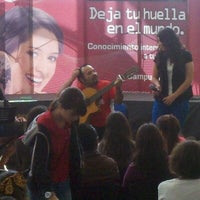 Photo taken at Universidad Del Valle De México by Rafa R. on 11/16/2012