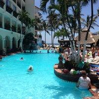 Photo taken at Hotel Playa Los Arcos by Armando A. on 5/1/2013