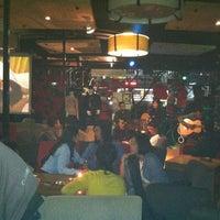 Photo taken at Green Cafe & Resto by herlani h. on 2/20/2013