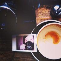 Photo taken at Bonanza Coffee by Alek D. on 1/10/2013