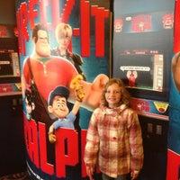 Photo taken at Regal Cinemas El Dorado Hills 14 & IMAX by John D. on 11/17/2012