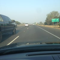 Photo taken at Highway 50 (Folsom) by John D. on 7/29/2013
