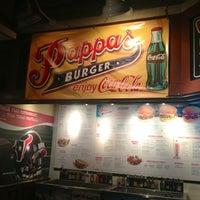 Photo taken at Pappas Burger by Azalea M. on 5/26/2013
